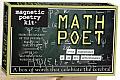Math Poet Magnetic Poetry Kit