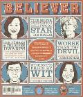 The Believer, Issue 96 Cover