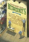 The Best of McSweeney's Signed 1st Edition Cover