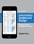 Information Dashboard Design 2nd Edition Displaying Data for At A Glance Monitoring