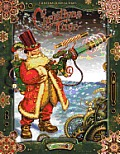 Christmas Time, Christmas Journal Series: Steampunk Santa Claus