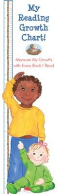 My Reading Growth Chart!: Measure My Growth with Every Book I Read