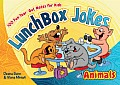 Lunchbox Jokes: Animals: 100 Fun Tear-Out Notes for Kids