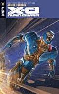X-O Manowar Volume 7: Armor Hunters