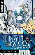 Quantum and Woody by Priest & Bright Volume 1: Klang
