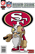 NFL Rush Zone: Season of the Guardians #1 - San Francisco 49ers Cover (NFL Rush Zone)