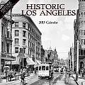 Historic Los Angeles 2015 Calendar
