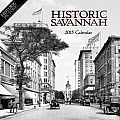 Historic Savannah 2015 Calendar