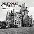 Historic Minneapolis 2015 Calendar