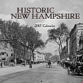 Historic New Hampshire 2015 Calendar