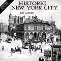 Historic New York City 2015 Calendar