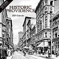 Historic Providence 2015 Calendar