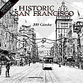 Historic San Francisco 2015 Calendar