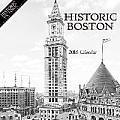 Historic Boston 2016 Calendar