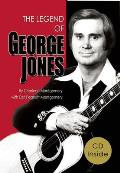 The Legend of George Jones: His Life and Death [With CD (Audio)]