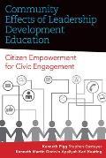 Community Effects of Leadership Development Education
