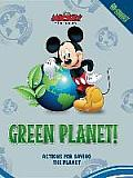 Disney Green Planet: Actions for Saving the Planet