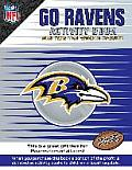 Go Ravens Activity Book