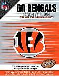 Go Bengals Activity Book