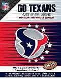 Go Texans Activity Book