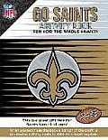 Go Saints Activity Book