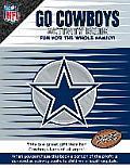 Go Cowboys Activity Book