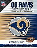 Go Rams Activity Book