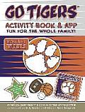 Go Tigers Activity Book & App