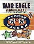 War Eagle Activity Book and App