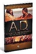 Official A.D. Study & Guidebook: Explore the Deeper Meaning of the Book of Acts