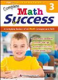 Complete Math Success Grade 3 (Complete Math Success)