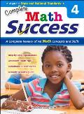 Complete Math Success Grade 4 (Complete Math Success)