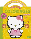 Hello Kitty Coloriages: Le Jardin