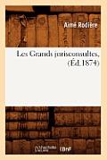 Les Grands Jurisconsultes, (?d.1874)