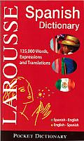 Larousse Spanish Pocket Dictionary