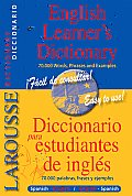 Larousse English Learner's Dictionary: Diccionario Para Estudiantes de Ingles