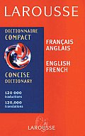 Larousse Concise Dictionary French English