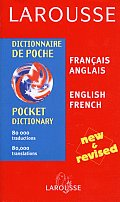 Larousse Dictionnaire de Poche / Larousse Pocket Dictionary