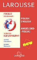 Larousse Pocket Dictionary: Polish-English/English-Polish