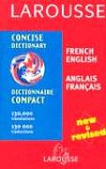 Larousse Concise Dictionary: French-english/english-french (04 Edition)