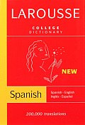 Larousse College Dictionary Spanish English English Spanish