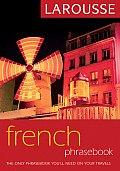 Larousse French Phrasebook (Larousse Phrasebook)