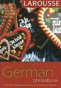 Larousse German Phrasebook (Larousse Phrasebook)
