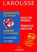 Larousse Chambers Advanced English/French French/English Dictionary