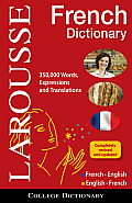 Larousse College Dictionary French-English/English-French