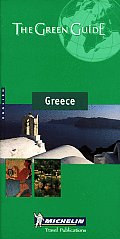 Greece (Michelin Green Guide Greece)
