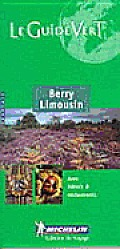 Michelin Green Guide Berry/Limousin