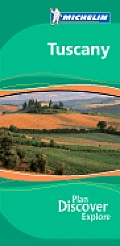 Michelin Green Guide Tuscany 5th Edition
