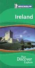 Michelin Green Guide Ireland 6th Edition