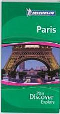 Michelin the Green Guide Paris (07 Edition)